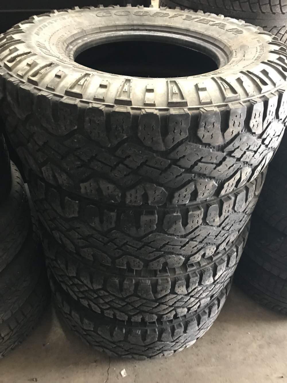 285 75r16 Goodyear Tires Used Tires Brantford Used Tires Hamilton