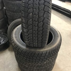 235/55r18 mastercraft snow tires