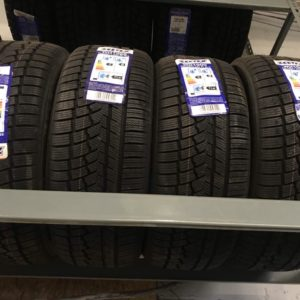 225/45r17 zeetex snow tires