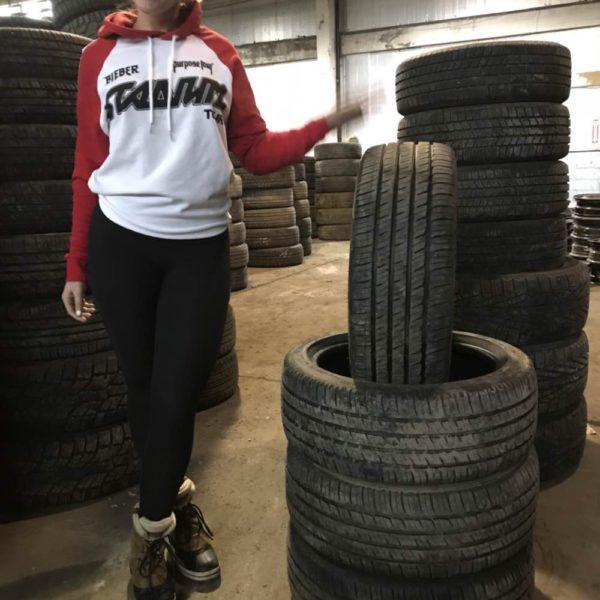 215/45r17 Michelin tires