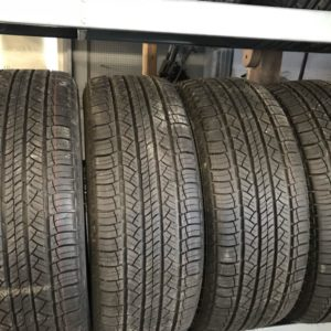 235/55r18 Michelin latitude NEW