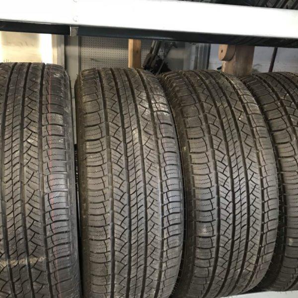 235/55r18 Michelin latitude NEW