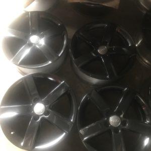 17 inch Audi aluminum rims