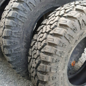 LT265-75-R16 MUD TERRAIN TIRES
