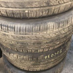 245/50r20 hankook tires 90% tread